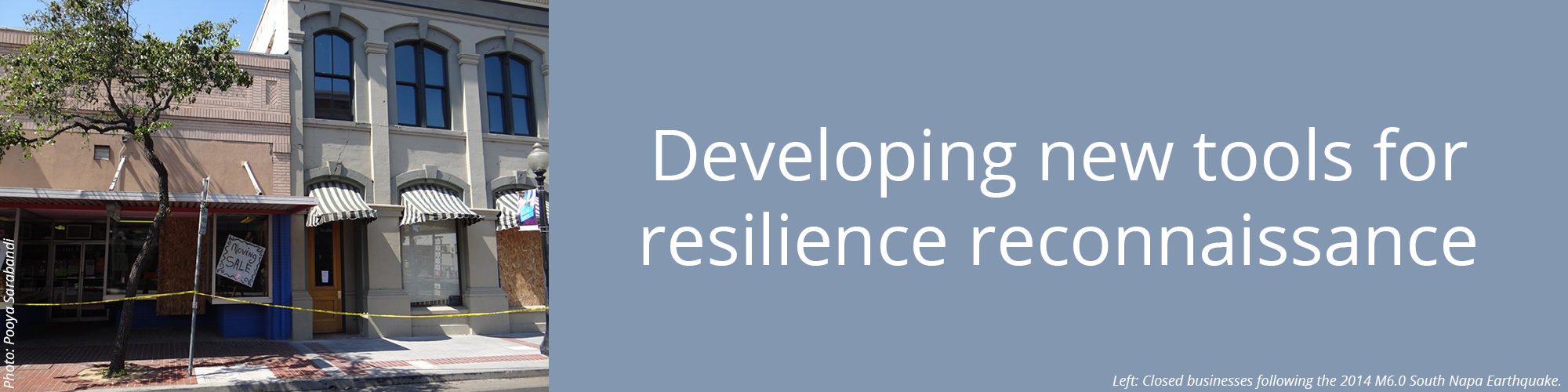Business Resilience Survey Header